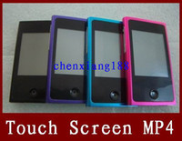 Wholesale New th MP4 Player quot Touch Screen Shake songs FM Radio Voice Record GB to GB