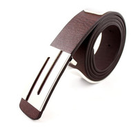Wholesale Fashion classical men s belt leather leisure waist belt hot sale