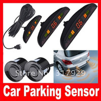 Wholesale Top Quality New Professional Car Parking Radar System New Parking Sensors Car LED Display
