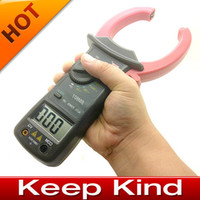 Wholesale High quality instruments digital clamp meter BM801 digital clamp multimeter clamp tester