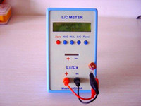 Wholesale New L C Inductance Capacitance Multimeter Meter LC200A Tool