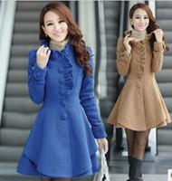 Wholesale Girls Wool Duffle Coat - Buy Cheap Girls Wool Duffle