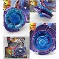 Wholesale 8 sets Rapidity Beyblade D spinning top spin toy metal fusion models mixed BB128