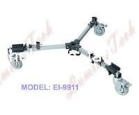 Aluminum Alloy aluminum dolly - EI9911 Pro Photo Studio Tripod Folding Wheel Dolly Load kg