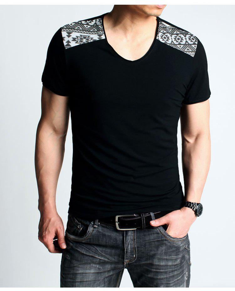 Men T Shirt Fashion Casual Shirt Men s Fashion