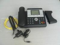 Wholesale 1pcs BW535P Sip IP Phone SIP phone voip phone Dual Ethernet Ports AC72