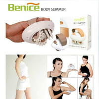 Wholesale Benice small roller electric massager push fat leg massage instrument thin body thin leg abdomen