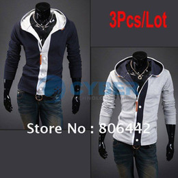Wholesale Hot Coats Men s Outerwear Mens Special Hoodie Jacket Coat Fashion Casual Men Clothes Col