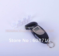 Wholesale Key Chain Alcohol Tester Digital Breathalyzer Alcohol Breath Analyze Tester