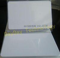 Wholesale 10PCS EM4100 RFID Card EM card Khz PVC Card mm