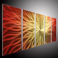 Oil Painting wall sculpture - METAL SCULPTURE ART WALL OIL PAINTING ABSTRACT ART WALL HUG MODERN ART E HANDING ARTIST