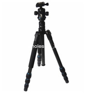 beike carbon tripod - Beike BK Trans Functional Travel Angle Carbon Fiber Tripod with Monopod