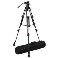 video tripod - Professional Video Camera Tripod FC Pro Video Camera Tripod with Head