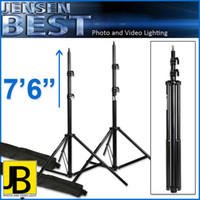 Wholesale Best Adjustable Photographic Light Stands quot for Video Lighting
