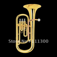 Yes bb tuba - best music Brass Super Bb BARITONE TUBA PISTON HORN W case in stock