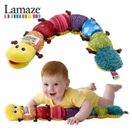 Wholesale Lamaze Musical Inchworm Lamaze musical plush toys Lamaze educational toys Baby Toy