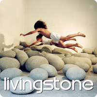 Wholesale Living Stone Creative Sofa Decorative Pillow Cushion Pebble Pillow Children Toy Doll Home Decoration