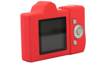 Wholesale 12pcs inch Liquid Crystal Display Mini Digital Camera Mega Pixels Support TF Card BA28