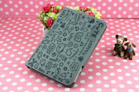 Three- gear Faerie Girls PU Leather Case Cover W Stand Holder...