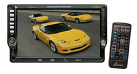 Wholesale In Dash quot GPS DVD CD MP3 USB SD Car Radio Receiver Touch LCD Monitor