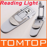 Wholesale Robotic LED Clip On Folding Reading Book Light Booklight night light Lamp H778B
