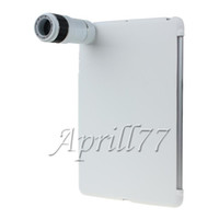 Wholesale New Smart Design Portable X Optical Zoom Lens Camera Telescope For IPad Mini Detachable