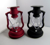 Wholesale Solar Powered Vintage LED Lantern from the Northpoint Green Collection