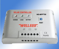 mppt - sun solar solar power charge controller WS MPPT60 A V mppt controllers intelligent