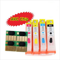 Wholesale New HP920 refillable ink cartridge with auto reset chip for HP6000 HP6500 HP7000 HP7500 printers