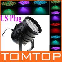 Wholesale Professional Stage Light RGB LED Light PAR DMX Lighting Laser Projector Stage Party Disco DJ stage light US H8493US