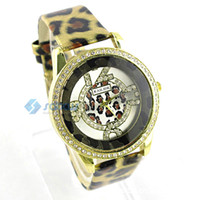 Wholesale Fashion Watches Women Leopard Wrist Watch
