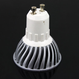1W GU10 High Power LED Lamp, White LED Bulb Light Spotlight