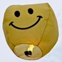 Valentine Sky Lanternes de soirée de mariage Souhaitant lampe faite avancée Fame retardateurs papier 100% Fly