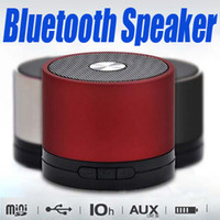 Wholesale Mini Bluetooth Speaker Wireless HiFi Loudspeaker Kaidaer For iPhone MP4 MP3 Tablet PC Music Player