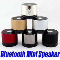 Wholesale Bluetooth Mini Speaker Wireless Loudspeaker Kaidaer For HiFi iPhone MP4 Tablet PC Music Player