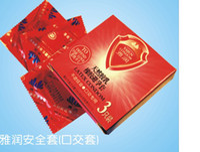 Wholesale condoms box pieces Female oral sex set of male condoms Sex products