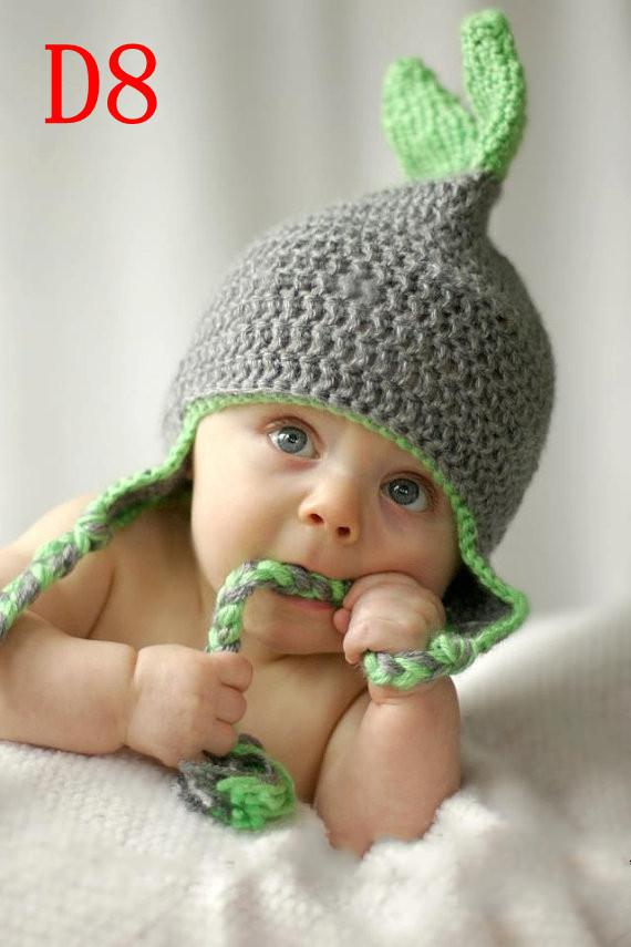 Gallery For > Crochet Baby Dinosaur Hat