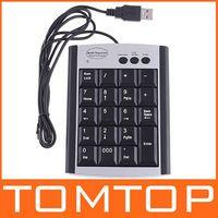Wired desktop calculator - 22 Keys Multifunction USB Numeric Keypad Keyboard Calculator Freeshipping C1097