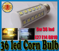 LED Lamp Bulb 36Led 5W E27 220V 5050 SMD LED Corn Light Bulb...