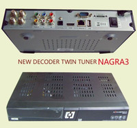 Az américa S930A doble sintonizador receptor de satélite para América del Sur Nagra3