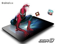 Wholesale 3pcs Ainol NOVO Hero inch IPS Tablet PC Android Dual Core Bluetooth Wifi Dual Camera