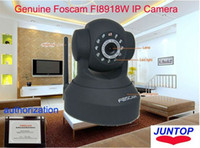 Wholesale Foscam WiFi Wireless Pan Tilt IP Camera Two Way Audio FI8918W Security Camera