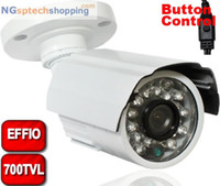 Wholesale Security quot SONY EFFIO TVL cctv outdoor IR mini bullet camera