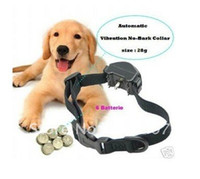Wholesale Human Vibration No shorck Dog Anti Bark Stop Collar pc