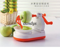 Wholesale 1pcs creative Apple fruit vegetable Peeler and Cutter slicer