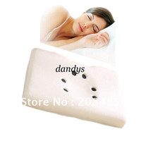 Wholesale Super Price Factory direct Butterfly Magnetic massage memory foam pillow stress release healthy