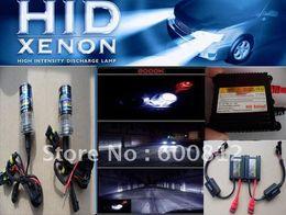 Wholesale Auto XENON HID Conversion Kit AC voltage W H7 K HID Xenon Kit HID bulb ballast Xenon HID Lamp