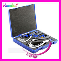 Wholesale B01A professional silhouette plier set for rimless frame rimless frames tool set glasses tool ki