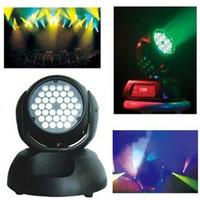 Wholesale 2pcs Led Moving Head Light stage light LED moving heads Mini Design Head spot Light EMS f