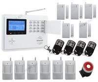 Wholesale Wireless Home GSM PSTN Telephone Security Burglar Alarm System Keypad Control